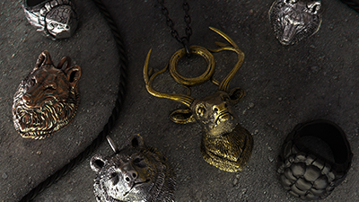 Animal Jewelry Collection